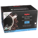 Hy-Vee Nicaraguan Single Serve Coffee 12-0.35 oz ea.