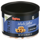 Hy-Vee Whole Salted Cashews