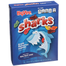 Hy-Vee Sharks Fruit Flavored Snacks 10-0.8 oz Pouches