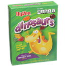 Hy-Vee Dinosaurs Fruit Flavored Snacks 10 -0.8 oz Pouches