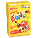 Hy-Vee Mixed Fruit Fruit Flavored Snacks 22 -0.8 oz Pouches