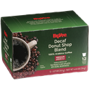 Hy-Vee Decaf Donut Shop Blend Single Serve 12-0.37 oz ea.