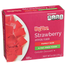 Hy-Vee Strawberry Gelatin Family Size