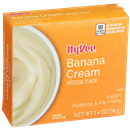 Hy-Vee Instant Banana Pudding & Pie Filling