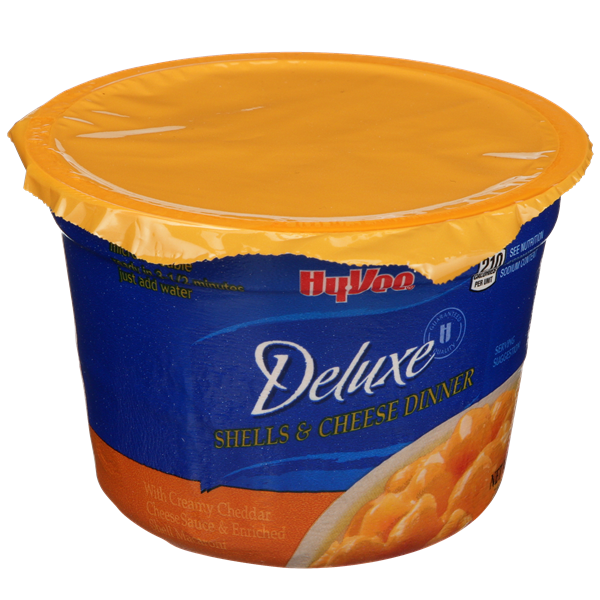 Hy-Vee Deluxe Shells & Cheese Dinner