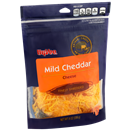 Hy-Vee Finely Shredded Mild Cheddar Natural Cheese