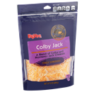 Hy-Vee Finely Shredded Colby Jack Natural Cheese