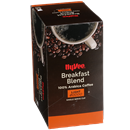 Hy-Vee Breakfast Blend Single Serve Cup Coffee 24-.33 oz ea.