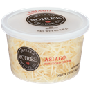 Soiree Asiago Shredded Cheese