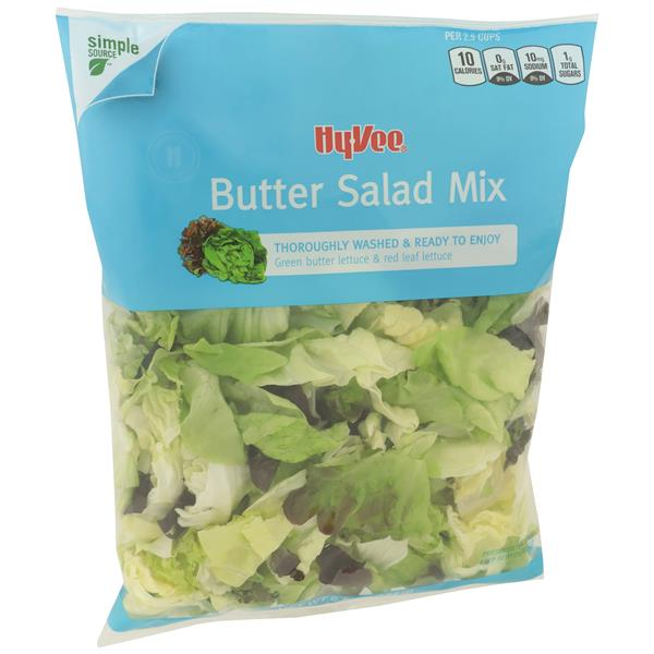 Hy-Vee Butter Lettuce Salad Mix