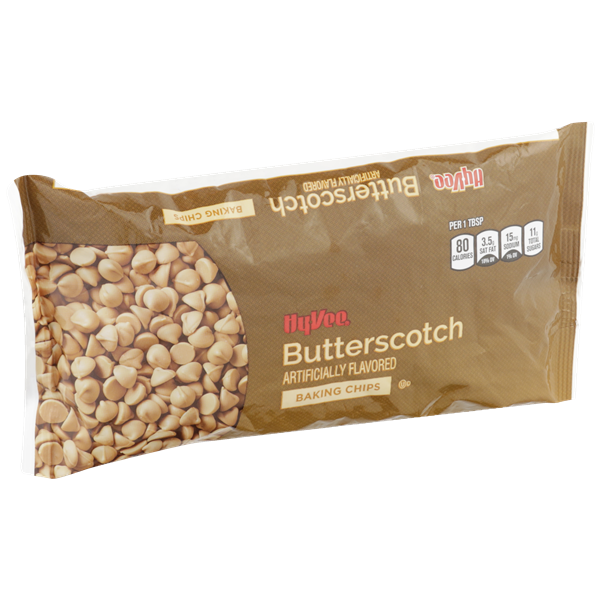 Hy-Vee Butterscotch Baking Chips