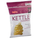 Hy-Vee Kettle Cooked Parmesan & Garlic Flavored Potato Chips