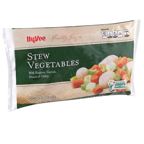 Hy-Vee Stew Vegetables