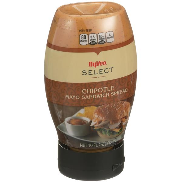 Hy-Vee Select Chipotle Mayo Sandwich Spread