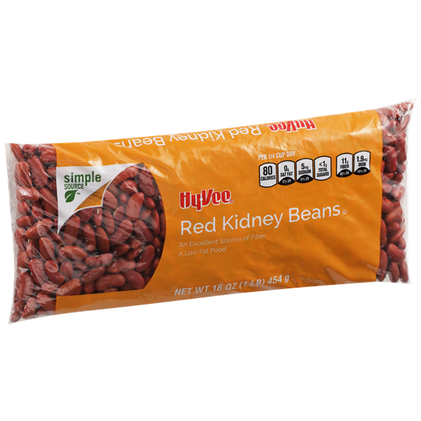 Hy-Vee All Natural Red Kidney Beans