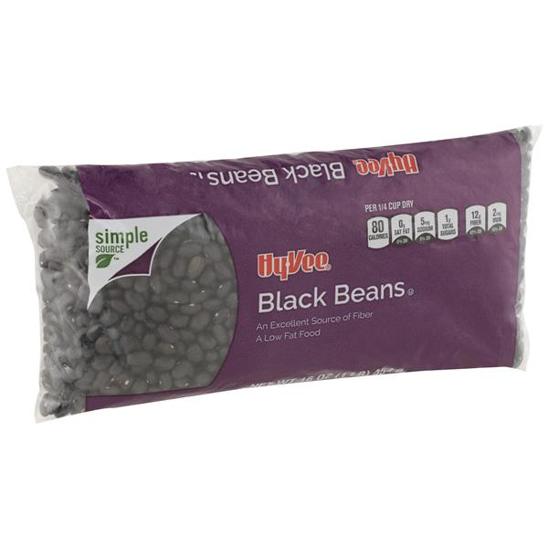 Hy-Vee All Natural Black Beans