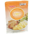 Hy-Vee Mashed Potatoes Four Cheese Flavor
