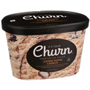 It's Your Churn Premium Ice Cream Coffee Toffee Crunch