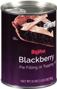 Hy-Vee Blackberry Pie Filling Or Topping