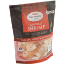 Hy-Vee Fish Market Cooked Shrimp 26-30 Ct