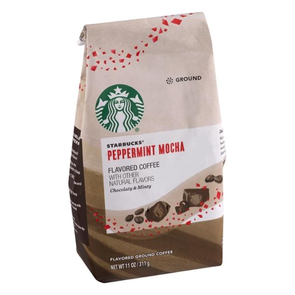 Bagged Coffee From Starbucks