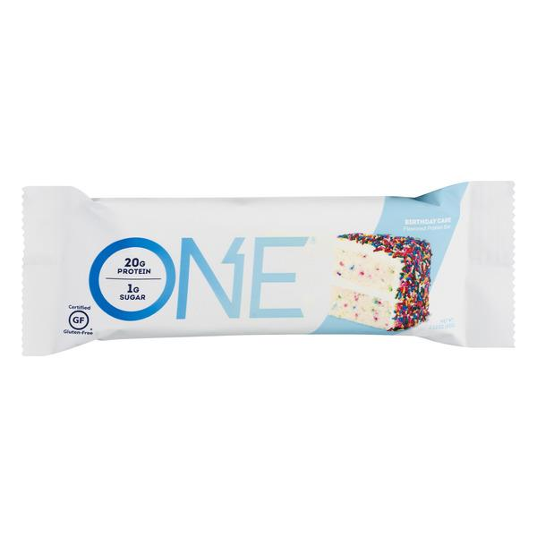 Oh Yeah ONE Birthday Cake Bar | Hy-Vee Aisles Online Grocery Shopping