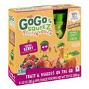 GoGo Squeez Fruit & Veggiez Boulder Berry 4 Count