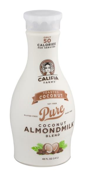 Califia Farms Toasted Coconut Pure Coconut Almondmilk Blend