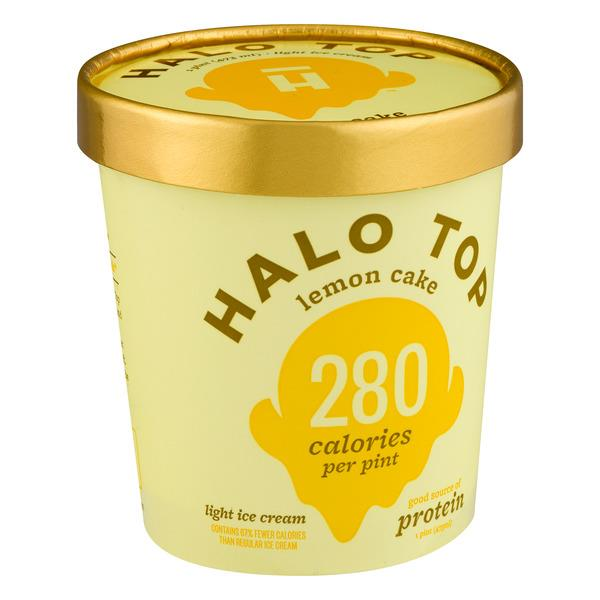 Halo Top Lemon Cake HyVee Aisles Online Grocery Shopping