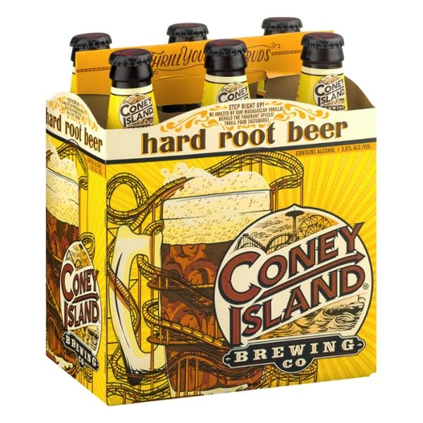 Coney Island Hard Orange Cream Ale Nutrition