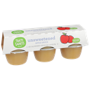 That's Smart! Unsweetened Apple Sauce 6-4 oz Containers