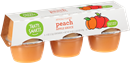 That's Smart! Peach Apple Sauce 6-4 oz Containers